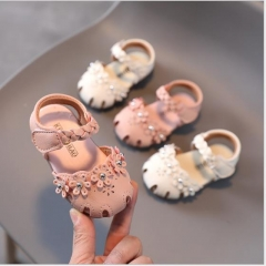 Baby Soft-Soled Little Princess Toddler Shoes
